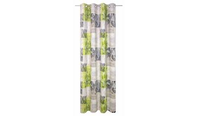 Vorhang, »JOLANDA«, Wirth, Ösen 1 Stück kaufen