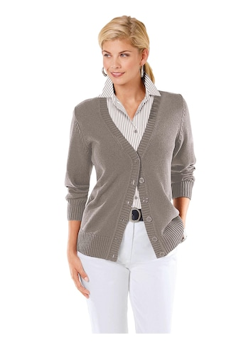 Casual Looks Strickjacke in »fully fashioned« - Verarbeitung kaufen
