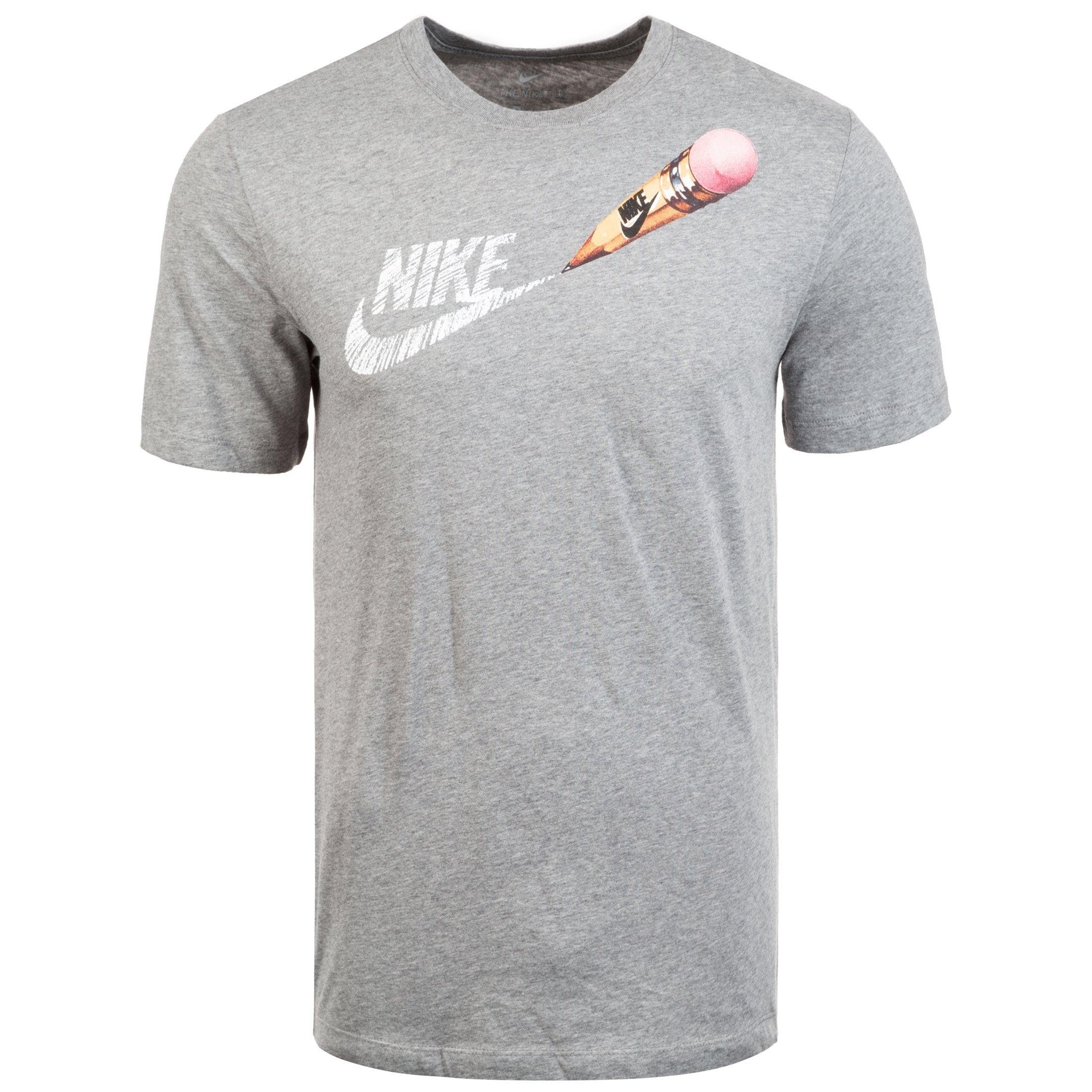 Nike Sportswear T-Shirt Remix 2 | Sportbekleidung > Sportshirts > T-Shirts | Grau | Nike Sportswear