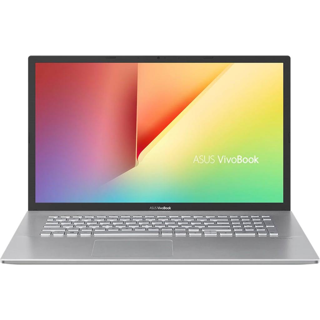 Asus VivoBook D712DA-BX185T Notebook (43,94 cm / 17,3 Zoll, AMD,Athlon, 256 GB SSD)