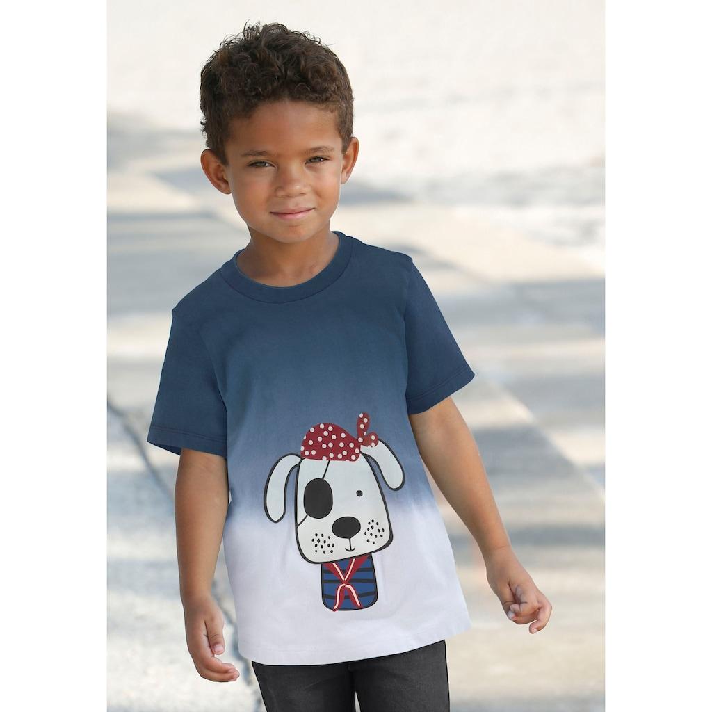 KIDSWORLD T-Shirt »FUNNY DOG«