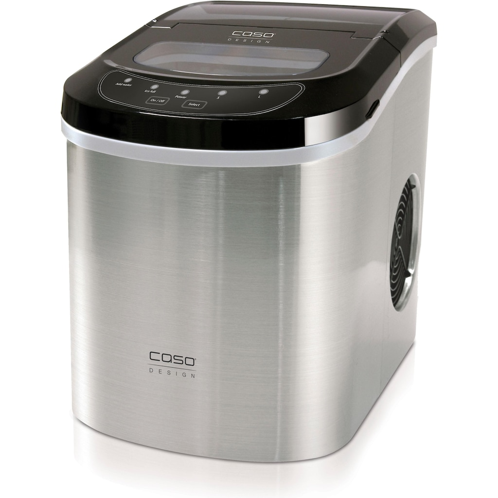 Caso Elektrischer Eiswürfelbereiter »IceMaster Pro«, mit Kompressorkühlung