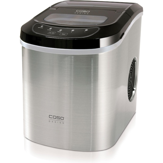 Caso Elektrischer Eiswürfelbereiter IceMaster Pro