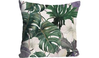 queence Kissenhülle »Zweige & Blüten«, (1 St.), 40x40 cm kaufen