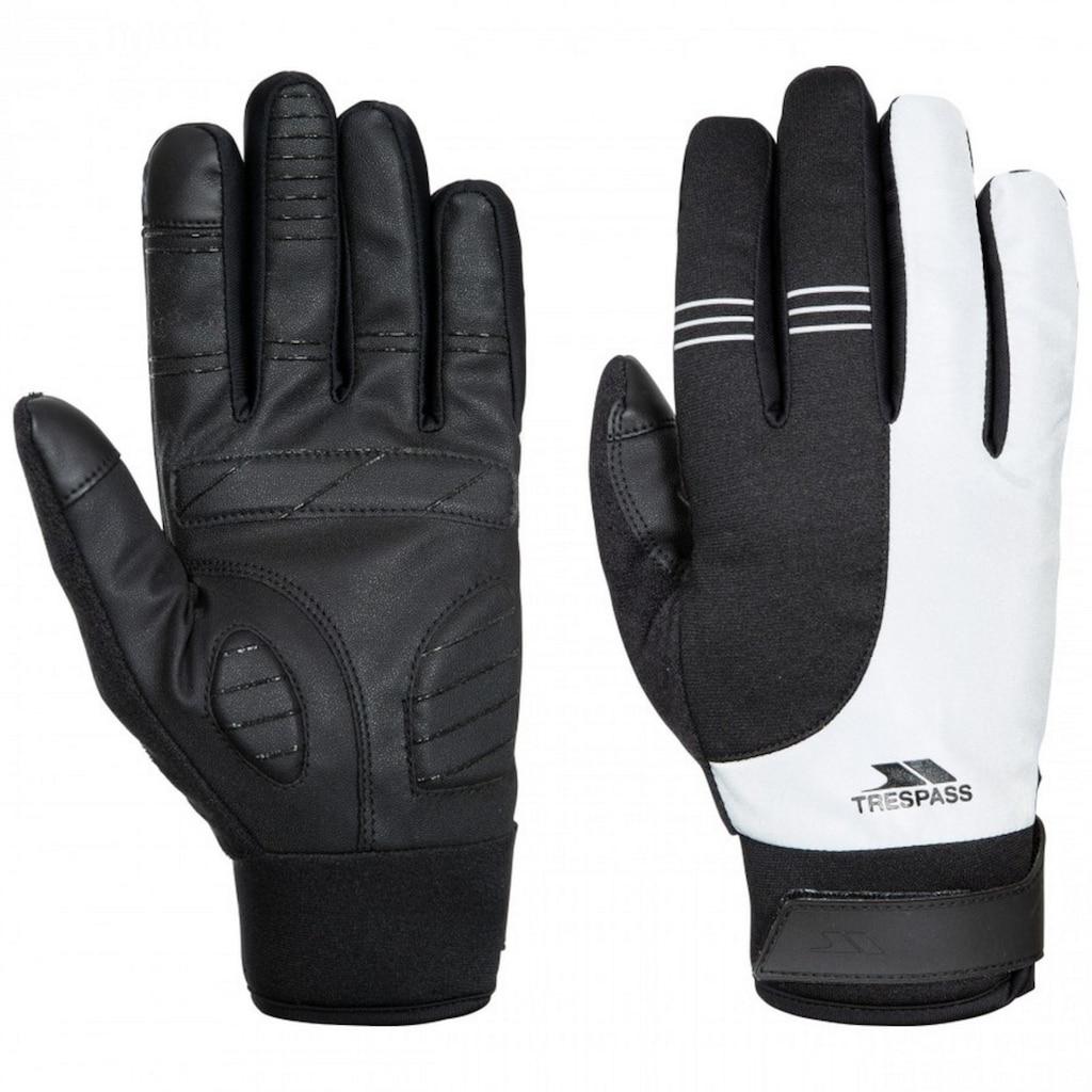 Trespass Multisporthandschuhe »Unisex Erwachsene Franko Sport Touchscreen Handschuhe«