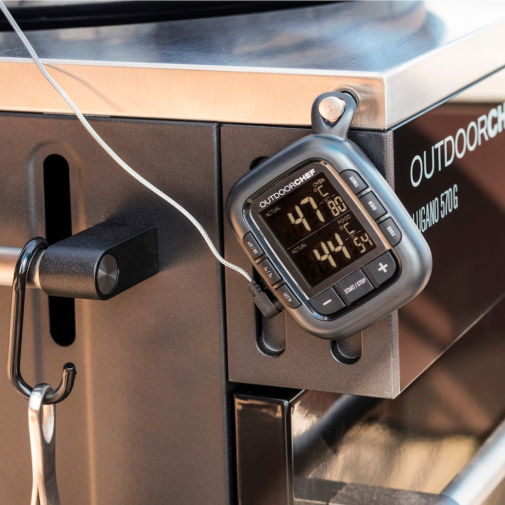 OUTDOORCHEF Grillthermometer »Gourmet Check«