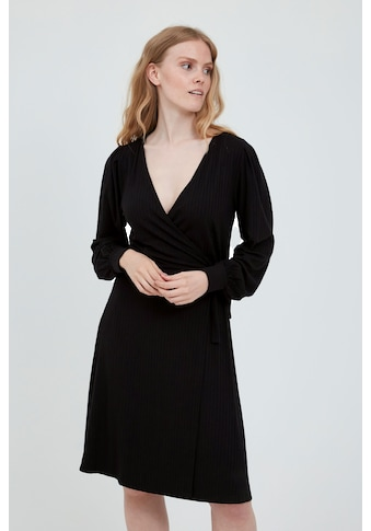 fransa Wickelkleid »FRBERIB 2 Dress 20609547«, Midi-Kleid in Wickeloptik kaufen