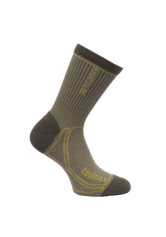 Regatta Wandersocken Great Outdoors Herren 2 Season Wander - Socken mit Coolmax kaufen
