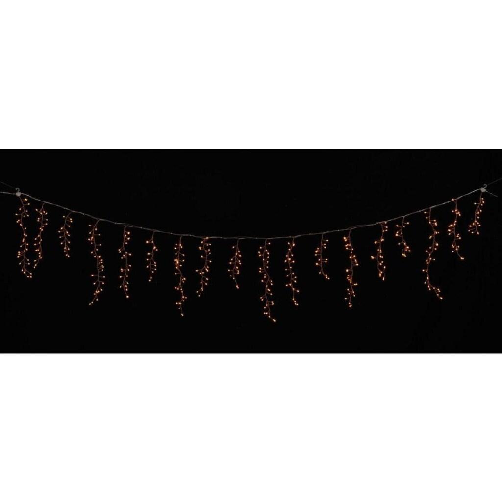 LED-Lichterkette »Eistropfen«, 432 St.-flammig