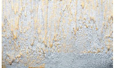 Consalnet Vliestapete »Goldene Kleckse«, geometrisch kaufen