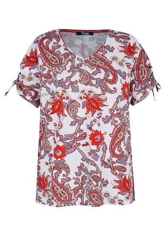 FRAPP T-Shirt, mit Paisley-Muster kaufen