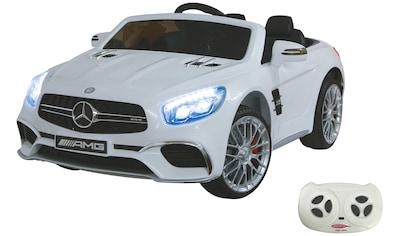JAMARA Elektroauto »Mercedes SL65«, für Kinder ab 3 Jahre, 12 Volt kaufen