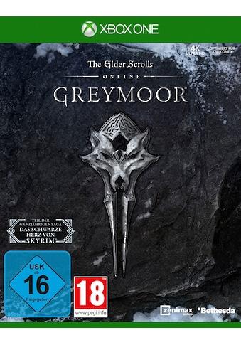 Bethesda Spiel »The Elder Scrolls Online: Greymoor«, Xbox One kaufen