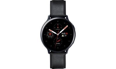 Samsung Smartwatch »Galaxy Watch Active2 Edelstahl, 44 mm, Bluetooth (SM-R820)«, ( ) kaufen