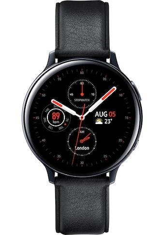 Samsung Galaxy Watch Active2 Edelstahl, 44 mm, Bluetooth (SM - R820) Smartwatch (3,4 cm / 1,4 Zoll) kaufen