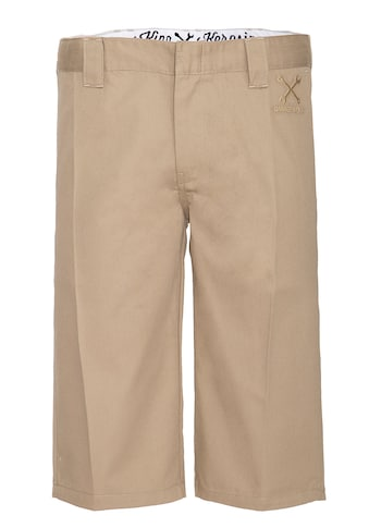 KingKerosin Shorts »Garage Wear«, in Oil-Washed Optik kaufen