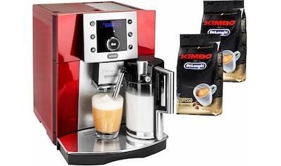 De'Longhi Kaffeevollautomat Perfecta ESAM 5550.R, 1,7l Tank, Kegelmahlwerk kaufen