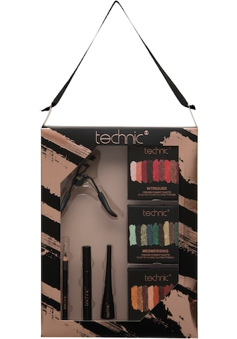 technic Augen-Make-Up-Set »Bumper Eye Set«, (7 tlg.) kaufen