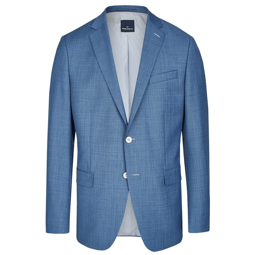 Daniel Hechter Modern Fit Super 120 Anzug-Sakko