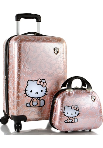 "Heys Kinderkoffer ""Hello Kitty, 53 cm"", 4 Rollen kaufen"