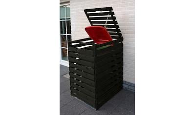 promadino Mülltonnenbox »Vario V«, für 1 x 240 l, anthrazit kaufen