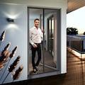 Windhager Insektenschutz-Tür »EXPERT Plissee«, BxH: 240x120 cm