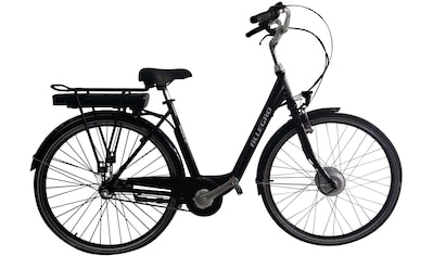 ALLEGRO E-Bike »Elegant 02 Black«, 3 Gang, Shimano, Nexus, Frontmotor 250 W kaufen
