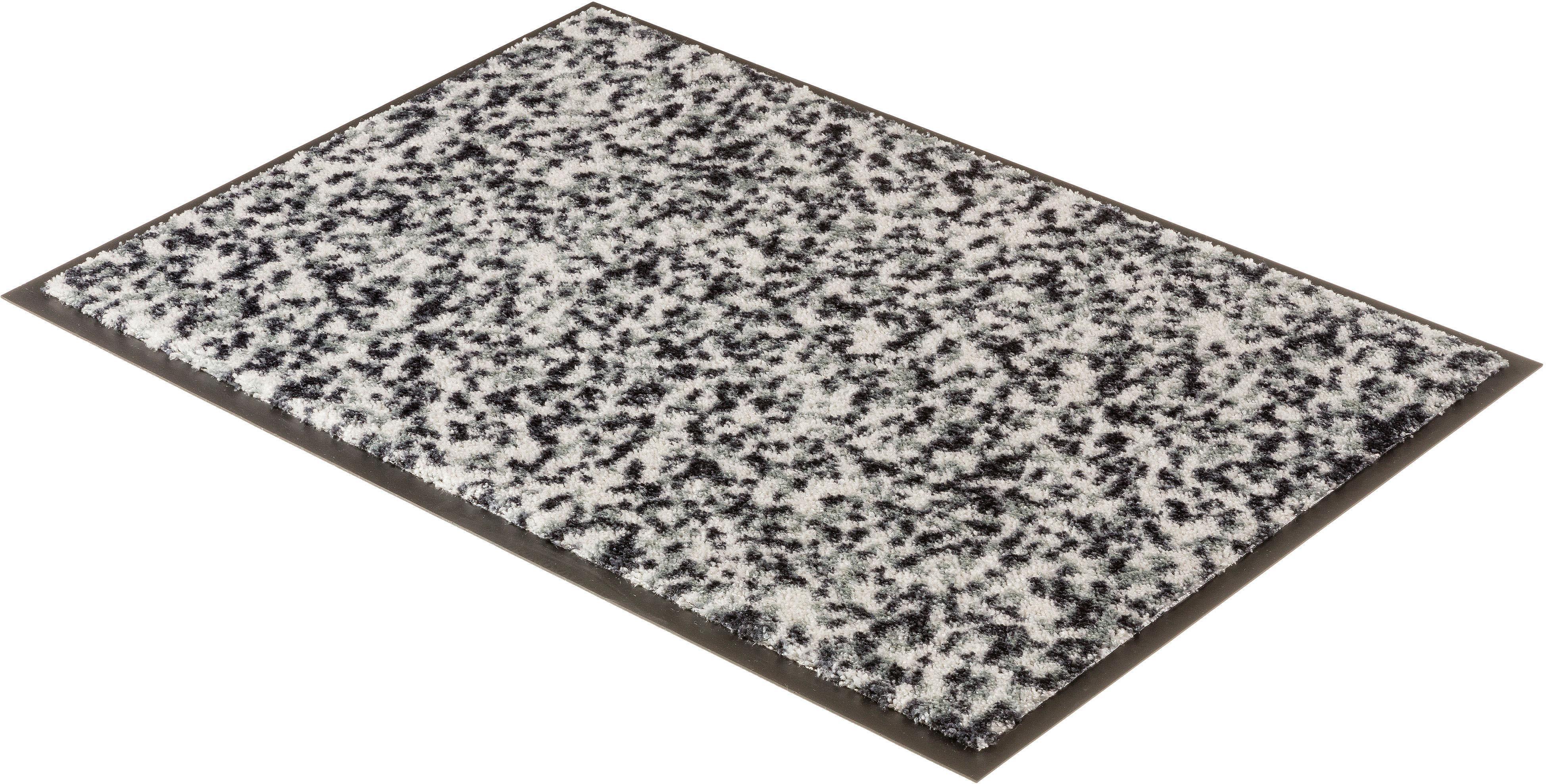 Fußmatte Miami 004 SCHÖNER WOHNEN-Kollektion rechteckig Höhe 7 mm maschinell getuftet