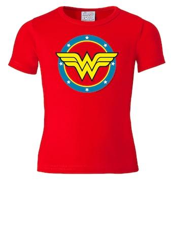 LOGOSHIRT T - Shirt mit Wonder Woman - Logo kaufen