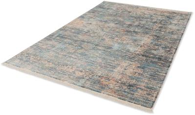 SCHÖNER WOHNEN-Kollektion Teppich »Mystik 194«, rechteckig, 7 mm Höhe, weiche Oberfläche, Wohnzimmer kaufen