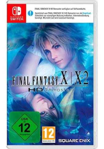 Final Fantasy X/X - 2 Nintendo Switch kaufen