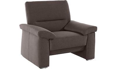 """Places of Style Sessel »Felitto«, 3 Bezugsqualitäten,Federkern, passend zur """"Felitto""""-Serie kaufen"""