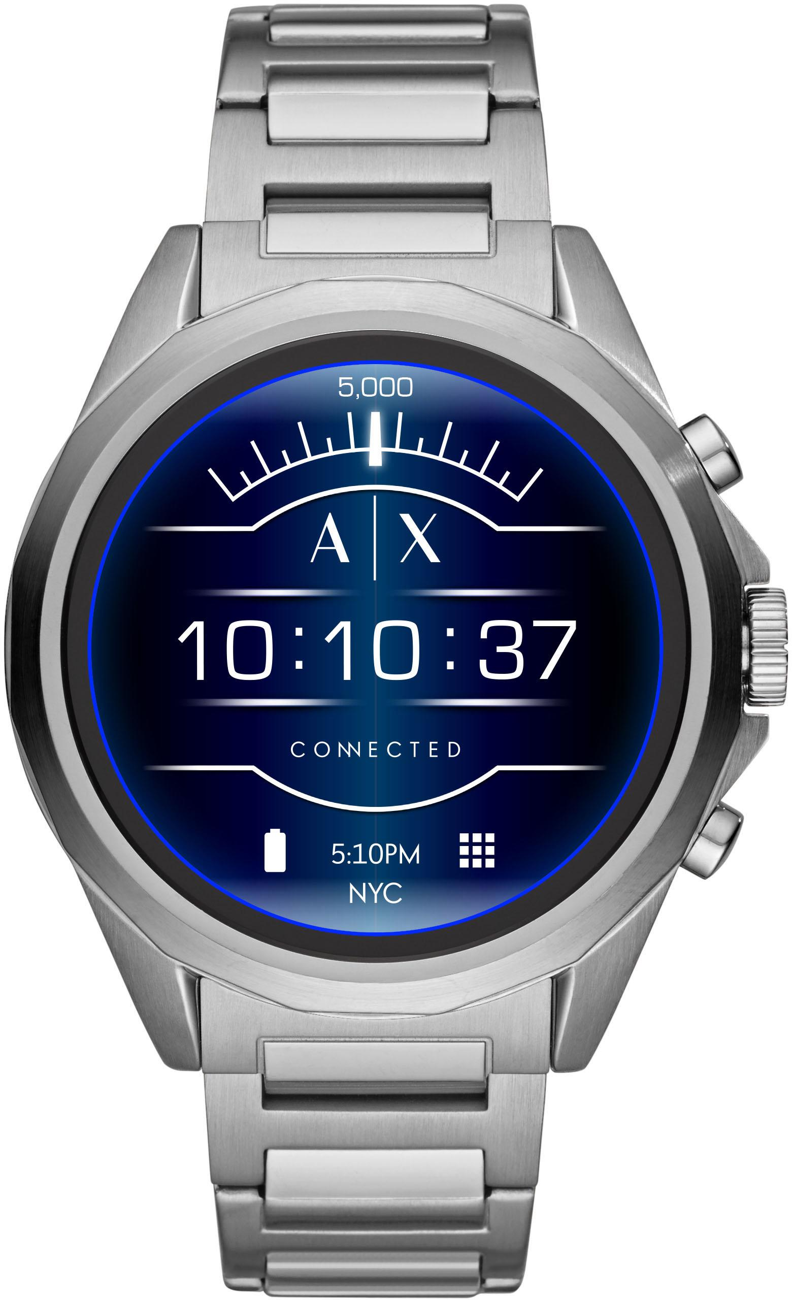 Armani Exchange Connected AXT2000 Smartwatch ( 14 Zoll Wear OS by Google) | Uhren > Smartwatches | Armani Exchange Connected