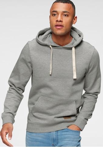 John Devin Kapuzensweatshirt, Innen weich angerauht kaufen