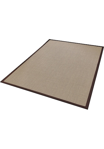 Dekowe Sisalteppich »Brasil«, rechteckig, 6 mm Höhe, Flachgewebe, Obermaterial: 100% Sisal, Wohnzimmer kaufen