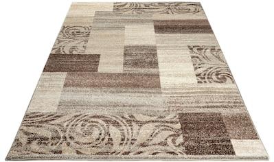 Teppich, »Julen«, my home, rechteckig, Höhe 14 mm, maschinell gewebt kaufen
