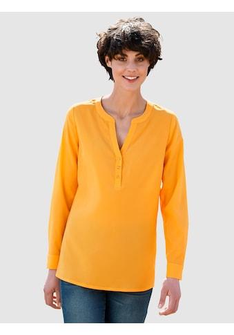 Dress In Bluse in fließender Qualität kaufen