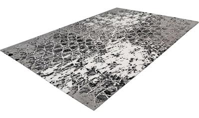 calo-deluxe Teppich »Bello 200«, rechteckig, 10 mm Höhe, Vintage Optik, Wohnzimmer kaufen