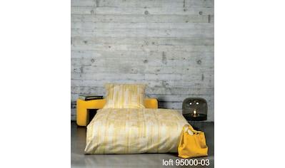 Janine Bettwäsche »Loft 95000«, mit Reißverschluss kaufen