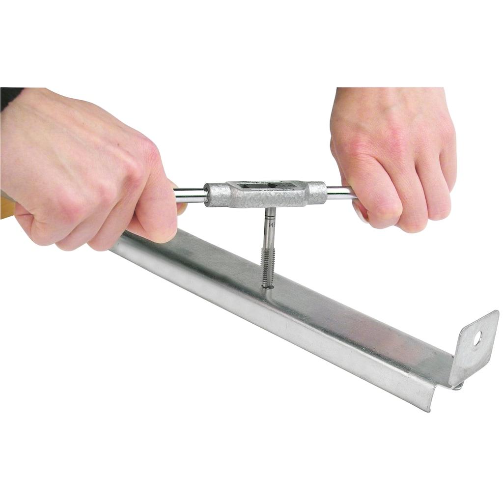 Brüder Mannesmann Werkzeuge Gewindeschneider, inkl. 21 Bohrer