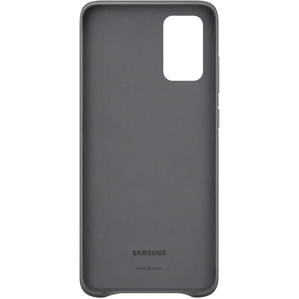 Samsung Smartphone-Hülle »Leather Cover EF-VG985«, Galaxy S20+
