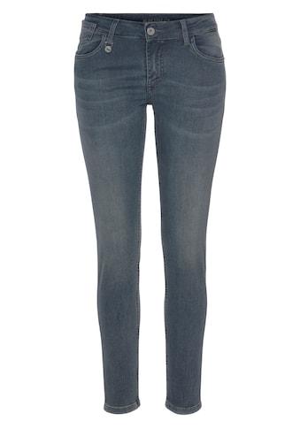 BLUE FIRE Skinny-fit-Jeans »CHLOE-BF«, mit authentischer Waschung mit Usedeffekten kaufen