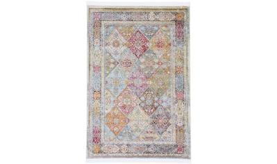 carpetfine Teppich »Harleen«, rechteckig, 8 mm Höhe, Vintage Look, Wohnzimmer kaufen
