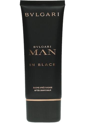 """BVLGARI After - Shave Balsam """"Man In Black"""" kaufen"""