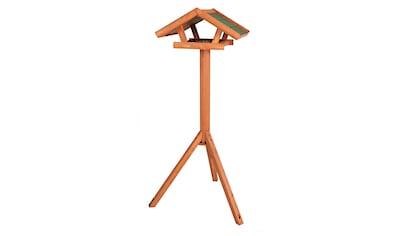 TRIXIE Vogelhaus »Giebel groß«, mit Standbein, B/T/H: 54/52/135 cm kaufen