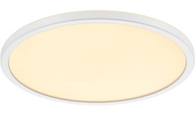Nordlux LED Deckenleuchte »OJA 29 IP20 2700K 3-STEP DÆMP HVID«, LED-Board, Warmweiß,... kaufen