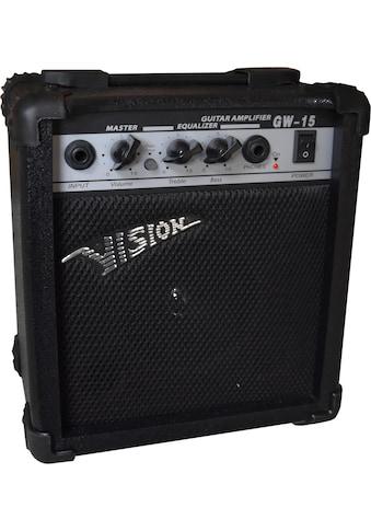 Verstärker »MSA - GW 15«, für Gitarren kaufen