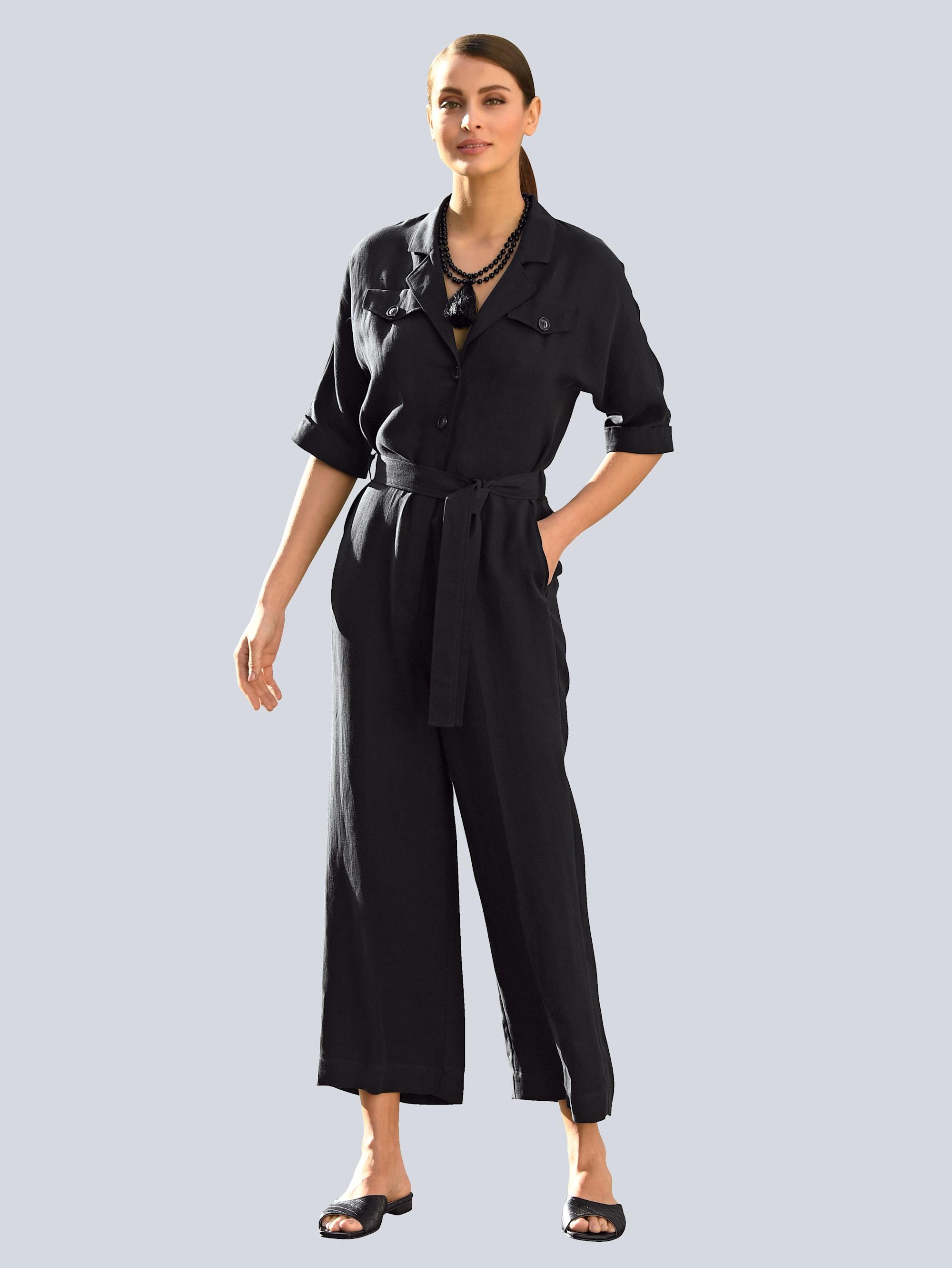 alba moda -  Overall, in modischer Schnittführung