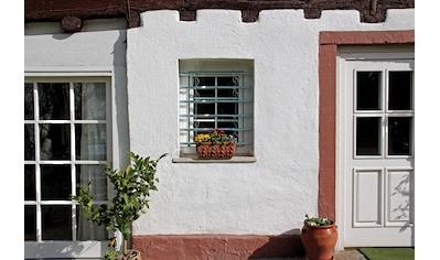 GAH Alberts Fensterschutzgitter »Secorino Style«, BxH: 70-105x60 cm kaufen
