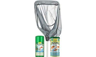 TETRA Set: Teichpflege , Kescher, AlgoRem 500 ml, MultiMix 1 Liter kaufen